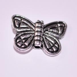 Vlinder 15mm metaal