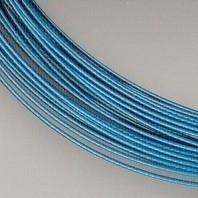Spangen 45cm blauw