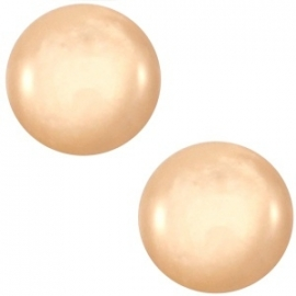Cabochon Polaris 20mm mosso shiny light peach 19511