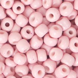 Rocailles 4mm 6/0 light pink 64721