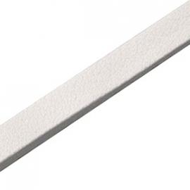 DQ Leer plat 10mm grey violet 21641