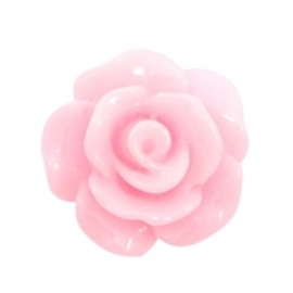Roosje 10mm shiny pink rose 34804