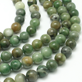 African Jade seagreen 4mm G-G735-22