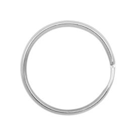 Sleutelhanger 30mm ring metaal 46548