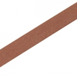 DQ Leer plat 10mm rust brown 27057
