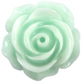 Roosje 11x8mm ambrosia green