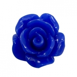 Roosje 10mm shiny cobalt blue 34786