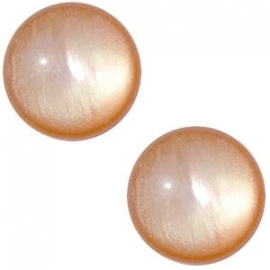 Cabochon Polaris 20mm pearl shine soft greige 21868