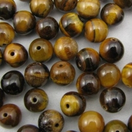 Tiger Eye 8mm