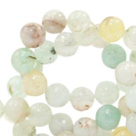 Jade multicolour soft 8mm 73855