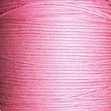 Waxkoord roze 1mm per meter