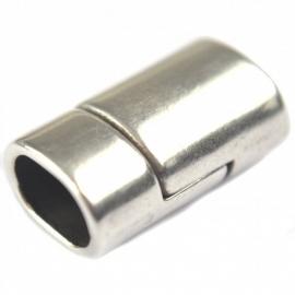 DQ Magneet sluiting voor 10x7mm antiekzilver mf7552