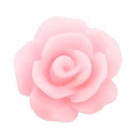Roosje 10mm matt pink rose 34803