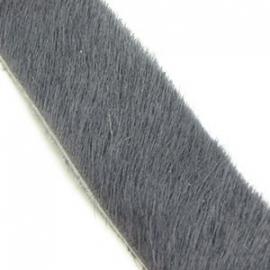DQ Leer met haar 5mm grijs mf67302