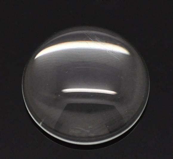 Glas cabochon 18mm