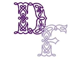 Monogram #03 - Keltisch