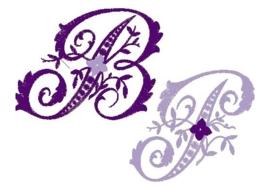 Monogram #08 - Ivy