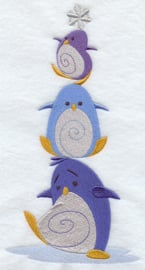 Stapel Pinguins - SD10