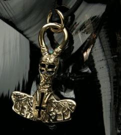 HA10 - Viking Thor hamer hanger van brons
