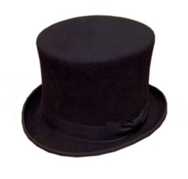 HH02 - Victoriaanse hoge hoed