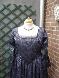 BR02 - Hip pads voor Georgiaanse kleding