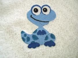 Baby badcape met Dino - GO01