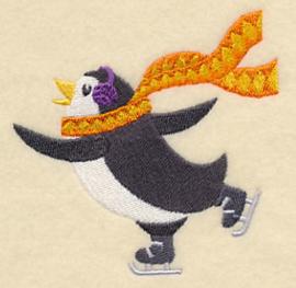 Schaats pinguin - WD03