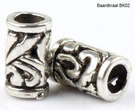 BK02 - Baardkraal metaal