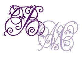 Monogram #02 - Barok