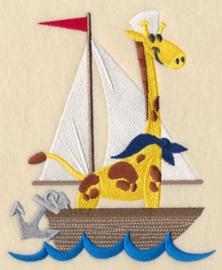 Vaarvriendje Giraffe - VV03