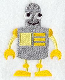 Gele robot