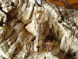 HA05 - Viking Thor hamer hanger van brons