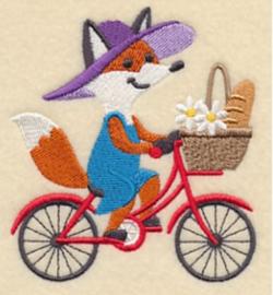 Vos op fiets - FV08