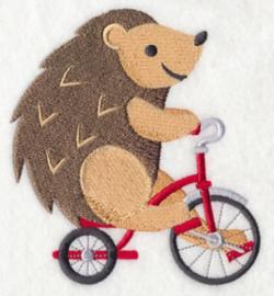 Egel op fiets - FV02