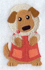 Winter puppy - WD13