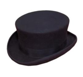 HH01 - Victoriaanse halfhoge hoed