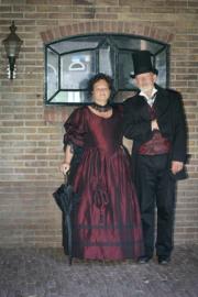 HJ03 - Dickens tailcoat