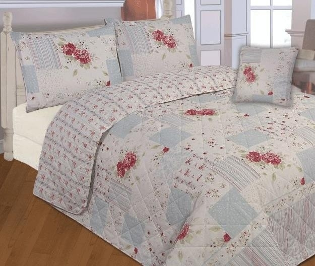 Quilt Patchwork - 2-persoons