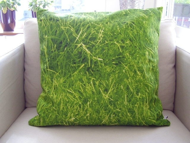 "KH12 - Kussenhoes ""Gras"""