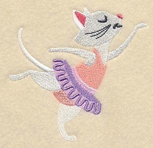 Ballerina-poes