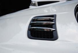 Mercedes R172 SLK AMG Look Chromen Motorkap Vinnen Bj 2011-2015