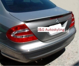 Mercedes W209 CLK AMG Look  Kofferbakspoiler Bj 2002-2010