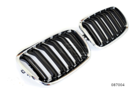 BMW X SERIE  X5 X6 E70-E71 Glanszwart/Chroom