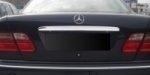 Mercedes W210 E Klasse AMG Look Chromen Kofferbaklijst Bj 1995-2002