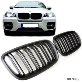 BMW X SERIE  X5 X6 E70-E71 Matzwart