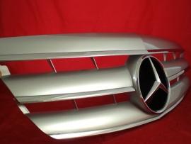Mercedes W221 S Klasse AMG Look Grill Zilver/chroom Bj 2005-2009