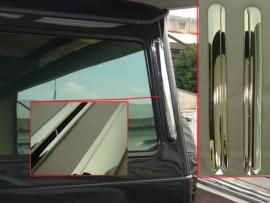 Mercedes W463 G Klasse AMG Look Chromen Deurlijsten Sierlijsten Bj 1990-2014