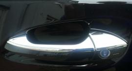 Mercedes W207 Coupe E Klasse AMG Look Chromen Deurhendels Bj 2007-2014