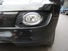 Mercedes W164 ML KLasse AMG Look Chromen Nevelomranding Mistlampen Ovaal Bj 2005-2009