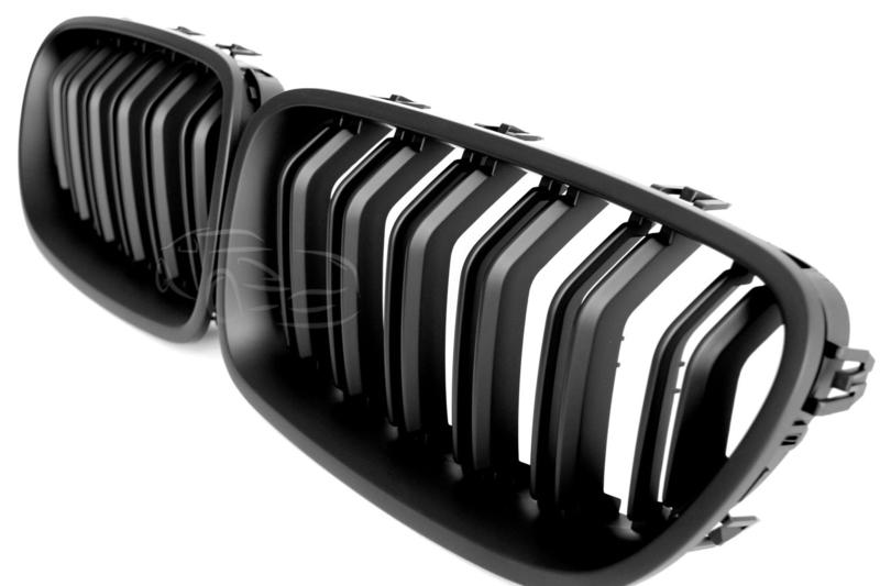 BMW  5 Serie F10-F11 Matzwart